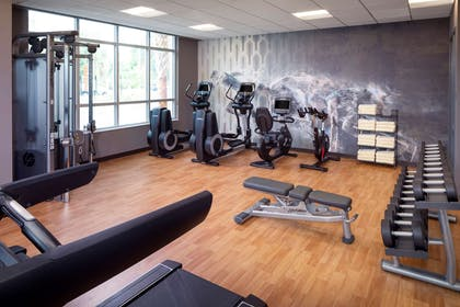Health Club | Hyatt House Mount Pleasant-Midtown