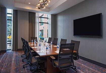Meeting Room   Hyatt House Indianapolis Downtown
