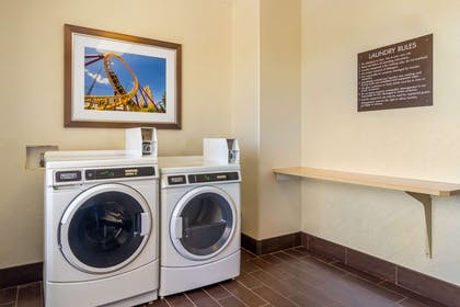 Guest laundry facilities | Comfort Inn & Suites Denver Northeast