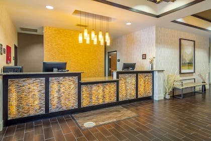 Front desk | Comfort Inn & Suites Denver Northeast