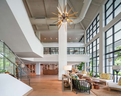 Reception   Baker's Cay Resort Key Largo, Curio Collection by Hilton