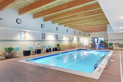 Pool | Home2 Suites by Hilton Bettendorf Quad Cities