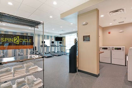 Health club | Home2 Suites by Hilton Bettendorf Quad Cities