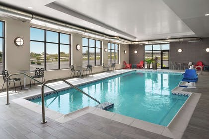 Pool | Home2 Suites by Hilton Madison Central Alliant Energy Center