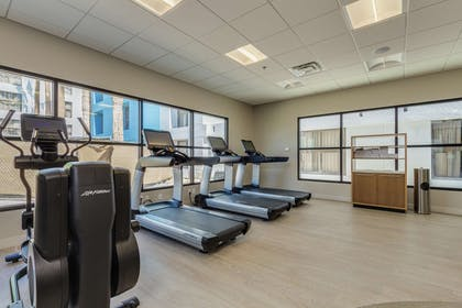 Health club | DoubleTree by Hilton Phoenix Chandler