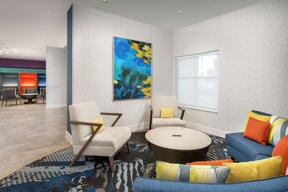 Lobby | Homewood Suites by Hilton Denver Airport Tower Road