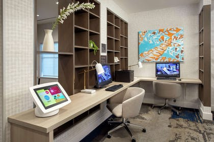 Business Center | Homewood Suites by Hilton Denver Airport Tower Road