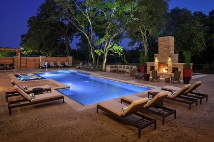 Pool | The Bevy Hotel Boerne, a DoubleTree by Hilton
