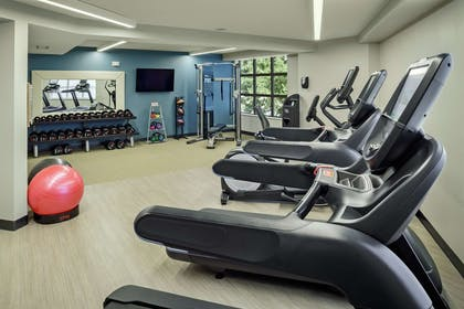Health club | The Bevy Hotel Boerne, a DoubleTree by Hilton