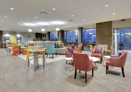 Lobby | Home2 Suites BY Hilton Hagerstown