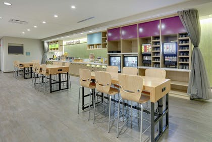 Breakfast Area | Home2 Suites BY Hilton Hagerstown