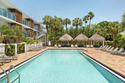 Pool | Hotel Alba Tampa, Tapestry Collection by Hilton