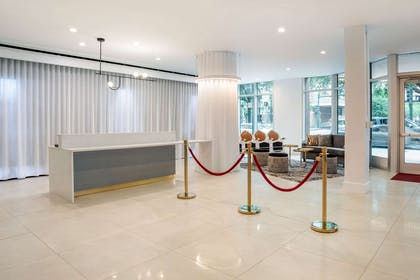 Hotel lobby   The Marquee, an Ascend Hotel Collection Member