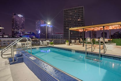 Wading pool   The Marquee, an Ascend Hotel Collection Member