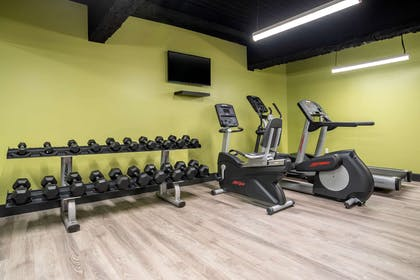 Fitness center   The Marquee, an Ascend Hotel Collection Member