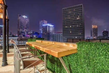 Rooftop patio   The Marquee, an Ascend Hotel Collection Member