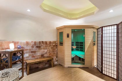 Relax in the hotel spa | Traditions Hotel & Spa, an Ascend Hotel Collection Member