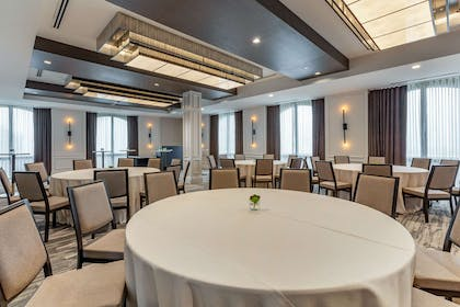 Large space for receptions, parties, anniversaries, and business | Cambria Hotel Houston Downtown Convention Center