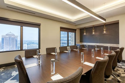 Conference Room | Cambria Hotel Houston Downtown Convention Center
