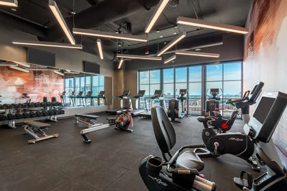 Health Club | Hyatt House Chicago West Loop