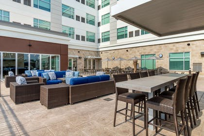 Relax on the sundeck | Cambria Hotel Fort Mill