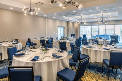 Large space for receptions, parties, anniversaries, and business | Cambria Hotel Fort Mill