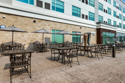 Outdoor patio | Cambria Hotel Fort Mill