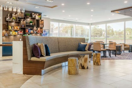 Hotel lobby | Cambria Hotel Fort Mill