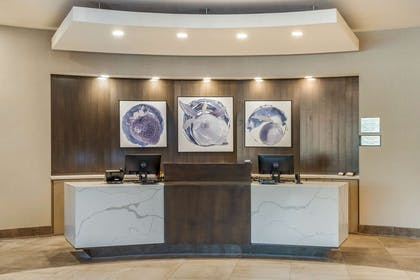Front desk | Cambria Hotel Fort Mill