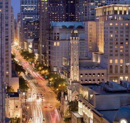 surrounding area | The Tremont Chicago Hotel at Magnificent Mile
