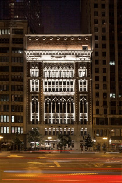 Exterior | Chicago Athletic Association