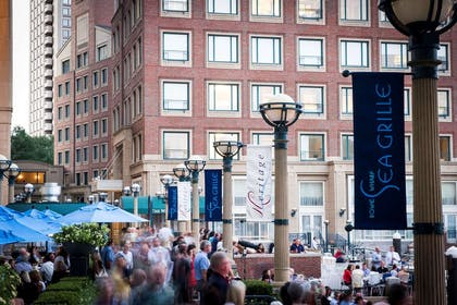 Waterfront Dining | Boston Harbor Hotel