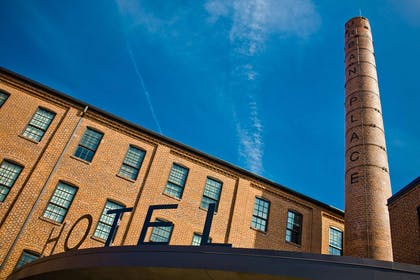 Exterior view   Cork Factory Hotel