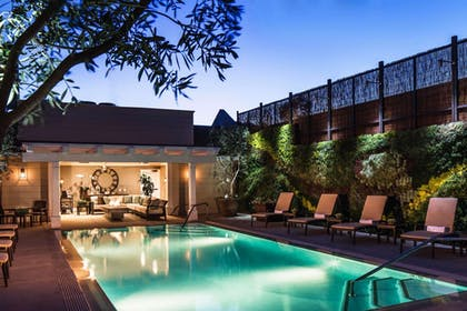 Pool view | Fess Parker Wine Country Inn