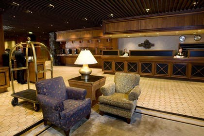 Lobby view | Hotel Captain Cook