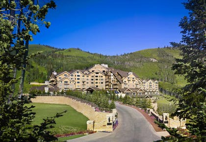 Exterior view | Montage Deer Valley