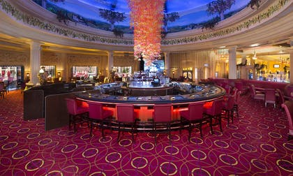 Terrace Lounge | Peppermill Resort Spa Casino