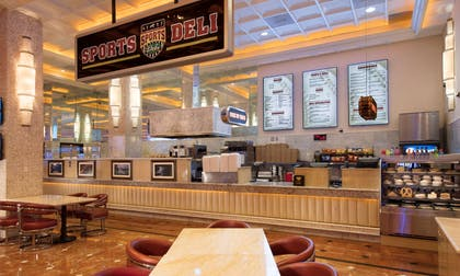 Sports Deli | Peppermill Resort Spa Casino