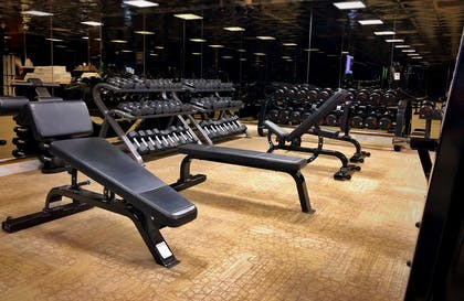 Fitness Center | Peppermill Resort Spa Casino