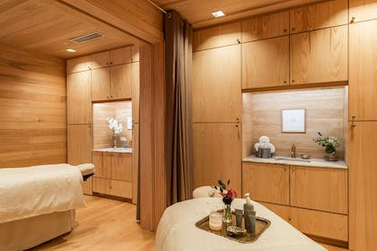 Couples Treatment Room | The Dewberry Charleston
