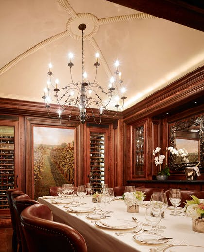 Private Cellar | The Jefferson, Washington, DC