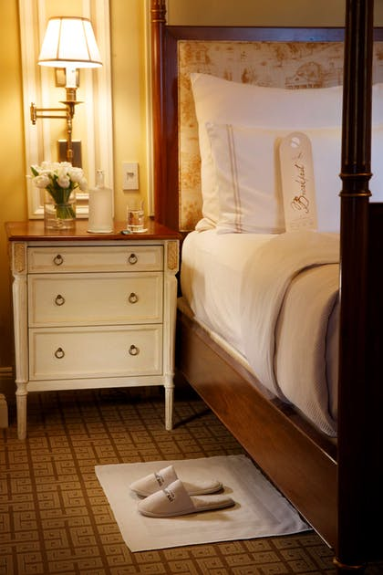 Turndown Service | The Jefferson, Washington, DC