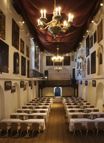 Meeting room   The Mission Inn Hotel & Spa