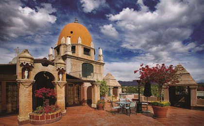 Exterior view   The Mission Inn Hotel & Spa