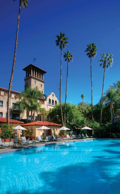 Pool view   The Mission Inn Hotel & Spa
