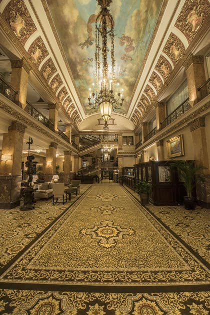 Property amenity | The Pfister Hotel