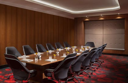 Boardroom | The Watergate Hotel
