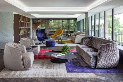 Library | The Watergate Hotel