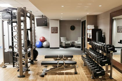 Health club | Revel Hotel Des Moines Urbandale, Tapestry Collection by Hilton