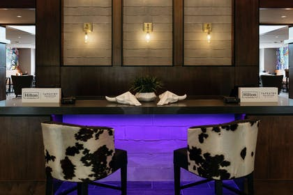 Reception | Revel Hotel Des Moines Urbandale, Tapestry Collection by Hilton